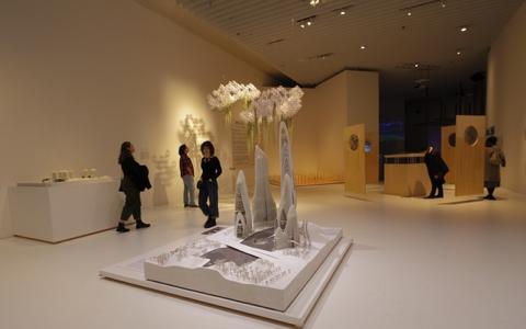 天空の未来と芸術展