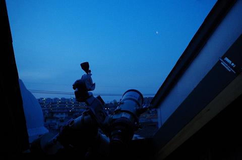 その後の月と木星