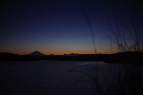 夕の木星、明けの幻日